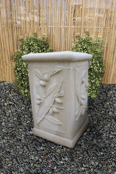 Olive Planter Tall Creative Castings