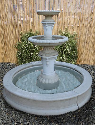 McLaren Fountain
