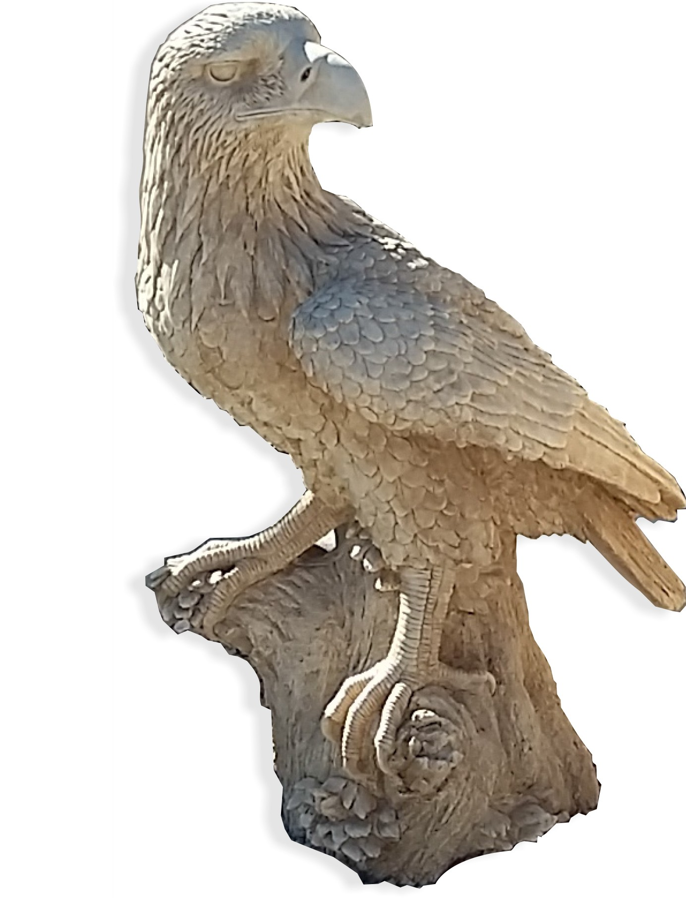 Large Eagle Right Facing Creative Castings