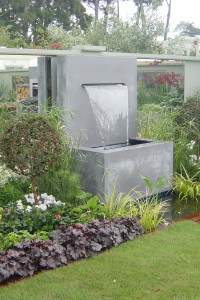 GRC water features