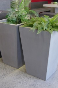 GRC planters
